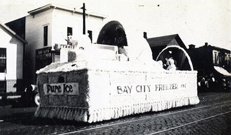 Bay City Freezer 1928