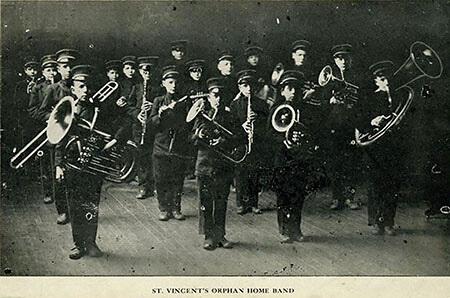 orphan band