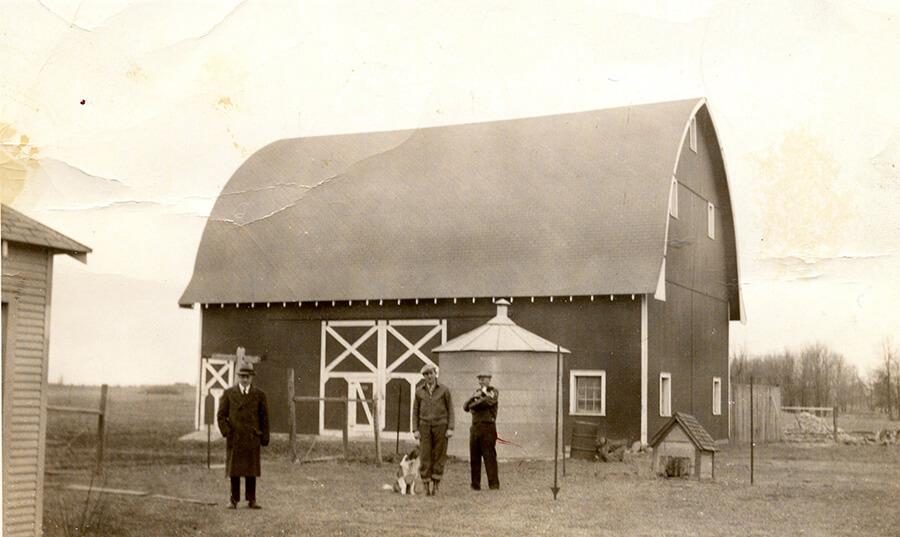 Sears, Roebuck & Co barn 1935