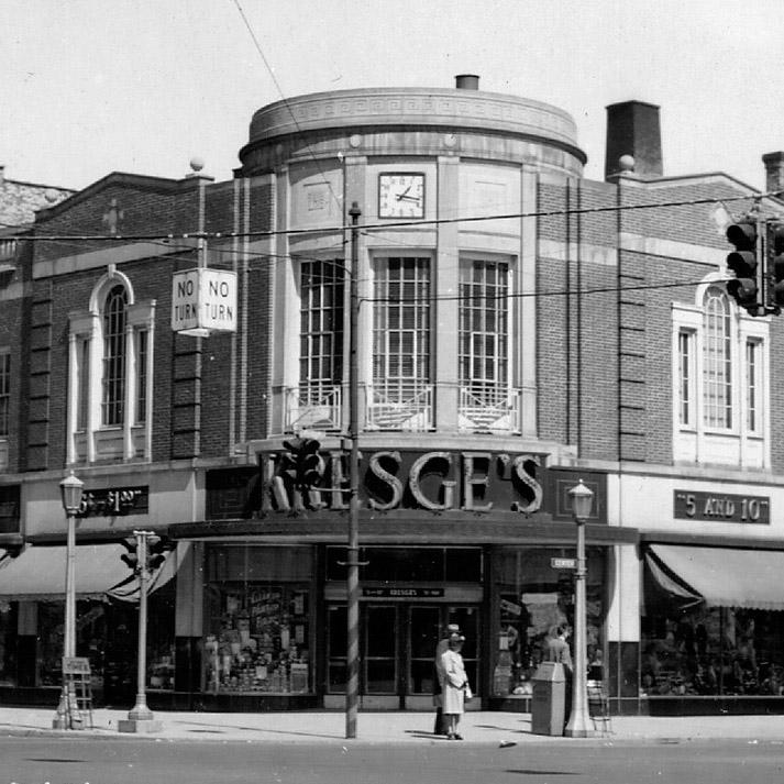 The Kresge Building
